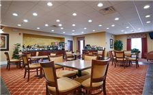 Best Western Plus Greenville South Dining - Breakfast Area