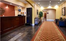 Best Western Plus Greenville South Amenities - Lobby