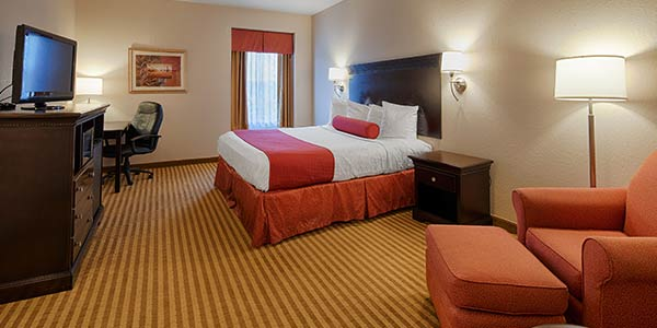 Best Western Plus Greenville South King Suite at South Carolina